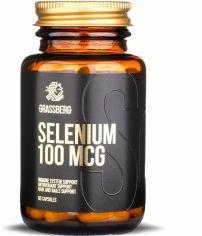 Акция на Grassberg Selenium 100 mcg Селен 60 капсул от Stylus