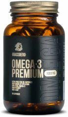 Акция на Grassberg Omega-3 Premium 1000 mg Омега-3 60 капсул от Stylus