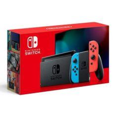 Акция на Nintendo Swich 2019 V2 Red/Blue от Allo UA