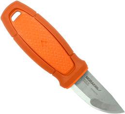 Акция на Нож Morakniv Eldris Neck Knife Оранжевый (23050201) от Rozetka