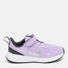 Акция на Кроссовки детские Nike Revolution 5 (Psv) BQ5672-509 32 (1Y) 20 см Сиреневые (195239810572) от Rozetka