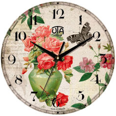 Акция на Настенные часы UTA 034 VP от Rozetka