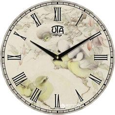 Акция на Настенные часы UTA 015 VP от Rozetka