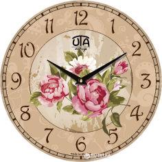 Акция на Настенные часы UTA 008 VP от Rozetka