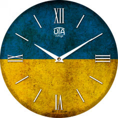 Акция на Настенные часы UTA 016 VT от Rozetka