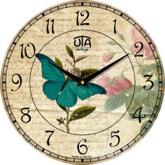Акция на Настенные часы UTA 038 VP от Rozetka