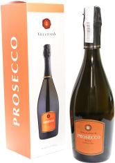 Акция на Игристое вино Villa Italia Prosecco Spumante Gift Box белое сухое 0.75 л 10.6-12.9% (4740158009192) от Rozetka