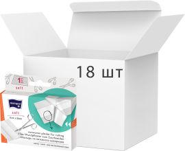Акция на Упаковка пластырей медицинских Mаtораt Soft 6 см x 0.5 м 18 шт (5900516865290) от Rozetka