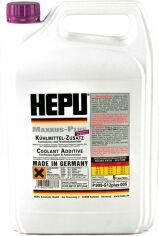Акция на Антифриз HEPU G12plus концентрат 5 л Фиолетовый (P999-G12plus-005) от Rozetka