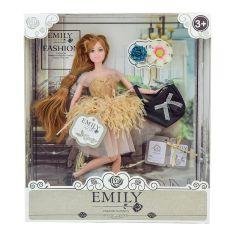 Акция на Кукла Emily Feathers QJ090D ТМ: EMILY от Antoshka