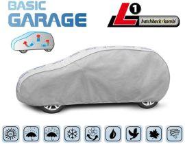 Акция на Чехол-тент для автомобиля Kegel-Blazusiak Basic Garage размер L1 Hatchback (5-3956-241-3021) от Rozetka
