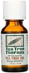Акция на Масло чайного дерева Tea Tree Therapy органическое 15 мл (637792100153) от Rozetka