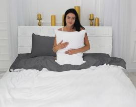 Акция на Комплект постельного белья MirSon Велюр Winter Delicate 28-0057 Dandelion Односпальный (2200004032399) от Rozetka