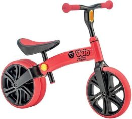 Акция на Беговел YVolution YVelo Junior Красный от MOYO