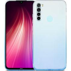 Акция на Чехол DEF Gradient TPU Blue для Xiaomi Redmi Note 8 от Allo UA