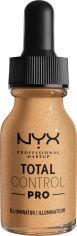 Акция на Иллюминатор для лица NYX Professional Makeup Total Control Pro 02 Warm 13 мл (800897207717) от Rozetka