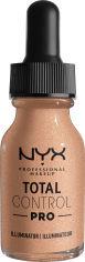 Акция на Иллюминатор для лица NYX Professional Makeup Total Control Pro 01 Cool 13 мл (800897207724) от Rozetka