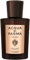 Акция на Тестер Одеколон унисекс Acqua Di Parma Colonia Sandalo Concentree 100 мл (8028713244537) от Rozetka