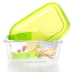 Акция на Стеклянный контейнер для продуктов Luminarc Keep'n'Box (G3253), 380 мл от Auchan