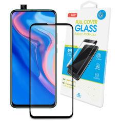 Акция на Защитное стекло GLOBAL Full Glue для Huawei P Smart Z Black (1283126493935) от Foxtrot