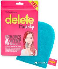 Акция на Рукавичка для снятия макияжа Glov Delete MakeUp Голубая (5902768711240) от Rozetka