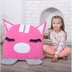 Акция на Детский спальный мешок-трансформер слипик 170х70 см (452146-Нов) Розовый от Allo UA