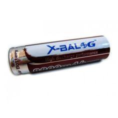 Акция на Аккумулятор Li-ion X-Balog 4.2V 18650 8800 mah от Allo UA