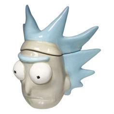Акция на Кружка 3D керамическаяRick and Morty Рик и Морти Mug RM 002 от Allo UA