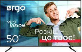 Акция на Телевізор Ergo 50DUS6000 от Територія твоєї техніки
