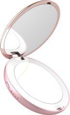 Акция на УМБ Line Art Mirror 4000 mAh Pink (4004M-12) от Rozetka