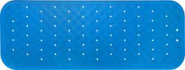 Акция на Детский резиновый коврик для ванны Kinderenok XXL Синий (71114_003) от Rozetka