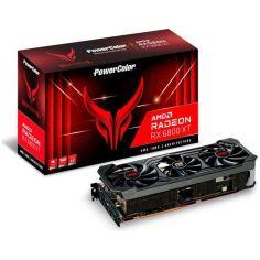 Акция на Видеокарта PowerColor Radeon RX 6800 XT 16 GB Red Devil (AXRX 6800XT 16GBD6_3DHE/OC) от Allo UA