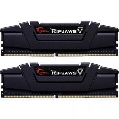 Акция на G.Skill 32 GB (2x16GB) DDR4 3600 MHz Ripjaws V Classic Black (F4-3600C16D-32GVKC) от Allo UA