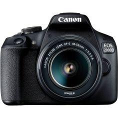 Акция на Фотоаппарат Canon EOS 2000D 18-55 DC III (6420671) от Allo UA