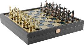 Акция на Шахматы Manopoulos Греческая мифология в деревянном футляре 34 х 34 см 3 кг (SK4AGRE) от Rozetka