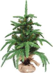 Акция на Искусственная елка Новогодько (YES! Fun) Славянка Литая Плетеная ПВХ 0.45 м (4820079036580) от Rozetka