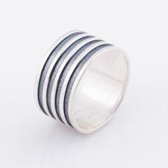 Акция на Кольцо из серебра, размер 17.5 (1748731) от Allo UA