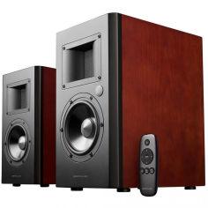 Акция на Edifier AirPulse A200 Brown 2.0 130W Bluetooth от Y.UA