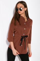 Акция на Рубашка женская 103P473 от Time Of Style