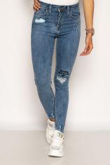 Акция на Стильные джинсы женские 134P400 от Time Of Style