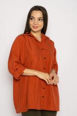 Акция на Рубашка женская свободного покроя 632F003-2 от Time Of Style