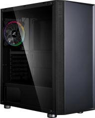 Акция на Корпус Zalman R2 RGB Black Tempered Glass от Rozetka