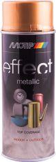 Акция на Эмаль аэрозольная с эффектом металлик Motip Deco Effect античное золото 400 мл (8711347216628) от Rozetka