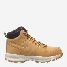 Акция на Ботинки Nike Manoa Leather 454350-700 45 (12.5) 30.5 см (886059241638) от Rozetka