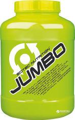 Акция на Гейнер Scitec Nutrition Jumbo 4.4 кг Ваниль (728633103003) от Rozetka