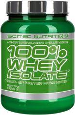 Акция на Протеин Scitec Nutrition Whey Isolate 700 г Ириска (5999100023239) от Rozetka