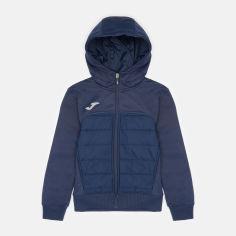 Акция на Демисезонная куртка детская JOMA Berna 101103.331 129-140 см 3XS Темно-синяя (9997780545061) от Rozetka
