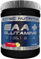 Акция на Аминокислоты Scitec Nutrition EAA+Glutamine 300 г Розовый лимонад (5999100016194) от Rozetka