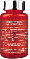 Акция на Для похудения Scitec Nutrition Turbo Ripper 100 капсул (728633110216) от Rozetka