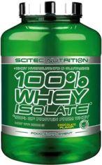 Акция на Протеин Scitec Nutrition Whey Isolate 2000 г Фисташковый (5999100023093) от Rozetka